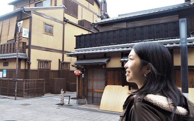 京都の風情を色濃く残す「祇園」